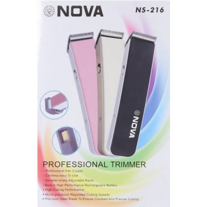 Best Selling Portable Hair trimmer Nova NS-216 very easy to use