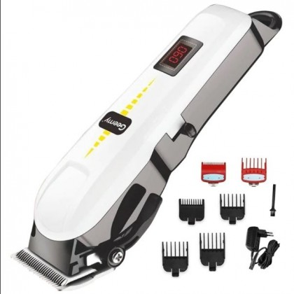 Geemy GM 6008 Family Professional Hair Clipper Rechargeable Hair Trimmer