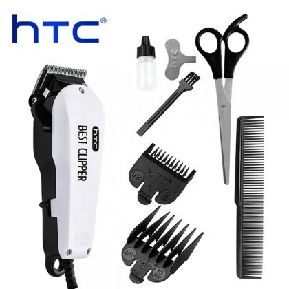 Family Profesional Hair Trimmer & easy to operate HTC-108